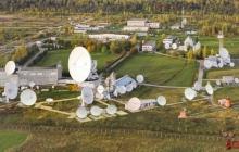 В России начала работать спутниковая станция высокоскоростного интернета