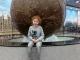 Ледовую копилку в снежном городке Серова установят для Евы-Софии Савчук