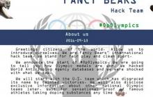 Хакеры опубликовали новые документы из базы WADA