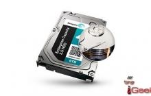Seagate выпустит самый быстрый 6TB HDD