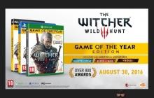 Специздание Ведьмака 3 «Игра Года» появится 30 августа