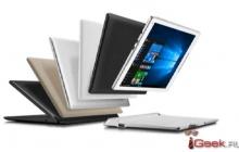 ALCATEL представляет PLUS 10 первый планшет-ноутбук с LTE на Windows 10