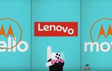 Lenovo не откажется от бренда Motorola