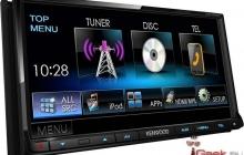 JVC KENWOOD представила новый DVD-ресивер DDX7055BT