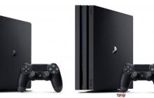 Sony презентовала мощную PlayStation 4 Pro и обновленную PS4