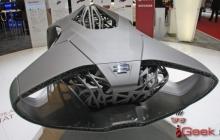 На выставке в Женеве представлен автомобиль, напечатанный на 3D-принтере