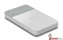 Обновленный внешний жесткий диск MiniStation Air от Buffalo Technology