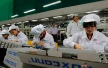 На заводе Foxconn, где собирают iPhone, произошел пожар