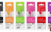 Компания JVC KENWOOD представила новые наушники HA-FX23-E