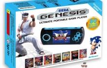 Игровая консоль Sega Mega Drive станет портативной