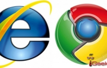Google Chrome «победил» Internet Explorer