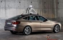 BMW и Baidu совместно разрабатывают автопилот