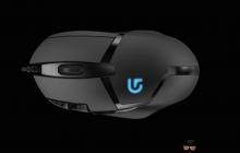 Logitech G402 Hyperion Fury самая быстрая игровая мышь