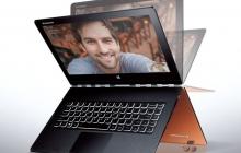 Новый ноутбук-трансформер Lenovo YOGA 3 Pro