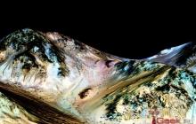 Ученые обнаружили на Марсе воду