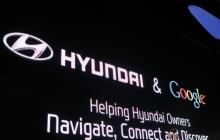 Hyundai и Google обсуждают возможность о сотрудничестве