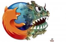 Обновленный вирус Kovter шифруется под обновления для Firefox