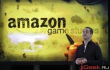 Amazon анонсировала ТВ-приставку Fire TV и игровой контроллер