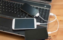 Эксперты советуют не заряжать смартфоны через USB-порты