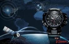 Casio представила часы G-SHOCK GPW-1000 с GPS
