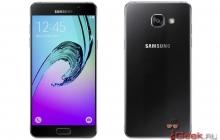 Серия бюджетных смартфонов Samsung Galaxy A представлена официально