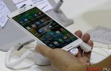 За месяц Samsung продала 4,5 миллиона Galaxy Note 4