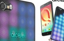 На выставке MWC Alcatel представила три смартфона