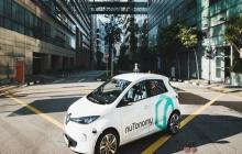 В Сингапуре начало работать первое в мире беспилотное такси