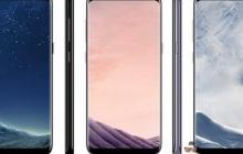 Стали известны цвета и стоимость Samsung Galaxy S8