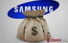 Samsung прогнозирует увеличение прибыли