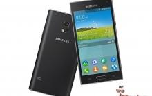 Российский релиз Tizen-смартфона Samsung Z отложен