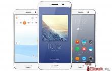Lenovo представила смартфон Zuk Z1