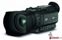 JVC Kenwood представила новые 4K камеры