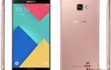 Samsung Galaxy A9 был представлен официально
