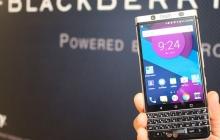 Стала известна дата анонса последнего смартфона BlackBerry