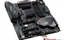 Asus представила материнскую плату ROG Crosshair VI Extreme для процессоров Ryzen