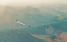 Интернет-дрон Aquila от Facebook совершил первый полет