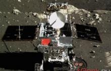 Китайский луноход передал на Землю первые фото