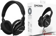Обзор наушников KOSS Pro4s: студийное качество по доступной цене