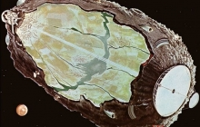 Студенты предложили проект полета на Марс внутри астероида