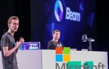 Microsoft покупает сервис интерактивной трансляции игр Beam