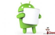 Следующий Android будет называться Marshmallow