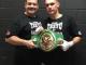 Цзю-младший одержал очередную победу на профессиональном ринге