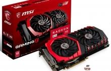 Состоялась премьера четырех видеокарт MSI Radeon RX 480 Gaming