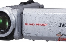 JVC представила линейку новых Full HD видеокамер JVC Everio 2014