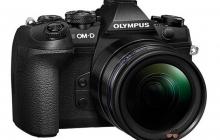 Olympus анонсировал E-M1 Mark II