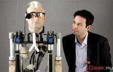 Искусственный человек «Bionic Man» впервые пройдет по улицам Вашингтона