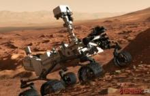 Марсоход Curiosity достиг своей главной цели