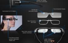 Epson представила очки Moverio BT-200