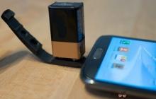 Plan V позволит заряжать телефон от батарейки